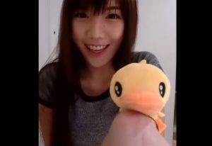 タイ人美女 AliceBamBam のtiktok動画 ⑤