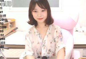 韓国美女 사슴이(スサミ)のライブ配信
