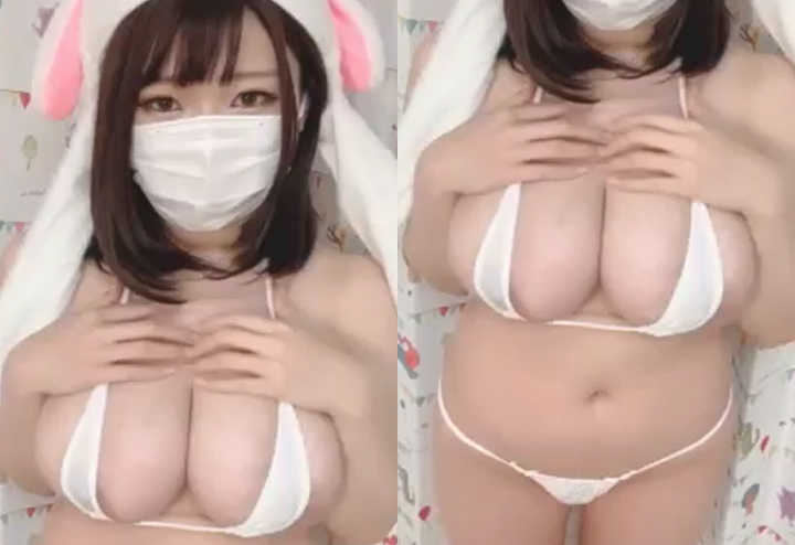 豊満ネットアイドル 早希♡Lカップ🐸ジョ女子(@sakisaki_hh)